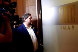 """Un alto cargo de Junqueras: """"Cualquiera con dos dedos de cerebro sabe que no se puede proclamar la independencia"""""""