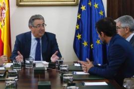 "Interior recuerda a Puigdemont que en España ""no se persigue a nadie por ideas o creencias"""