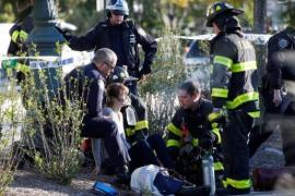 """Un atentado perpetrado por """"un lobo solitario"""" en Manhattan causa ocho muertos"""