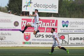 La Peña gana con solvencia al Atlético Baleares 2 a 0