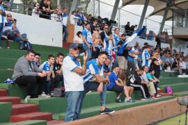 Gran victoria de La Peña contra el Baleares (2-0)