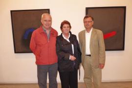 La galería Altair acoge obras más actuales del artista Erwin Bechtold