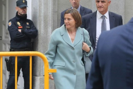 El Tribunal Supremo dicta vigilancia policial a Forcadell y los exmiembros de la Mesa