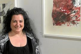 'Fissures, plecs i clivelles' se muestran en la nueva exposición de Josefina Torres