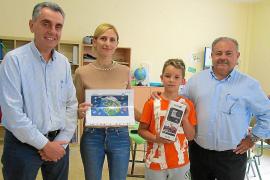Pau Ferrer Marí, de Sant Joan, ganador del Concurso Digital de Aqualia