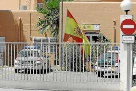 La Guardia Civil detiene al autor de un robo con violencia en Platja d'en Bossa