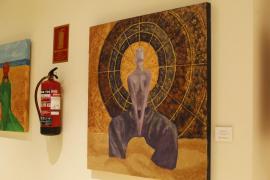 Exposición individual de Nilda Ventura, en Sa Residència