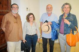 Pere Morey presenta su última novela