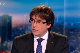La juez ordena la detención de Puigdemont y los cuatro exconsellers que siguen en Bélgica