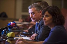 """Urkullu lamenta que Puigdemont no convocara elecciones """"en el último minuto"""", porque habría """"un escenario diferente"""
