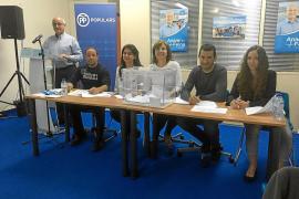 Pepe Sala es el nuevo presidente de la junta local del PP de Sant Antoni