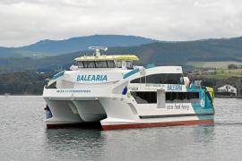 Baleària incorpora en diciembre un 'eco fast ferry' en línea Ibiza–Formentera