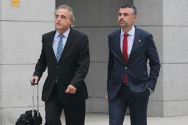 Santi Vila sale de la cárcel tras abonar la fianza de 50.000 euros