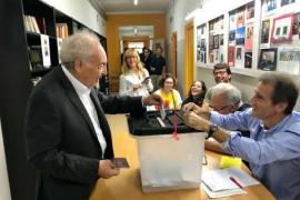 Eduard Punset se moja con Cataluña