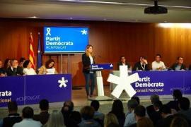 PDeCAT pide una lista unitaria que lidere Puigdemont e incluya al Govern cesado