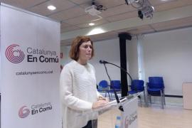 Catalunya en Comú prevé presentarse sola y con Domènech de candidato
