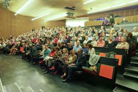 Manos Unidas celebra sus 50 años en Ibiza con un acto en el Centro Cultural de Jesús