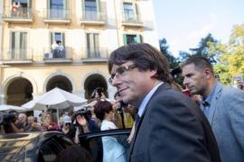 Puigdemont y los cuatro exconsellers comparecerán el próximo 17 ante el tribunal belga