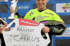 Jordi Cardona lidera el Campeonato de Balears a falta de una sola prueba
