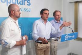 Marí Bosó: «El principal obstáculo del Parador es la incapacidad de Ruiz y Torres para dar la licencia de obras»