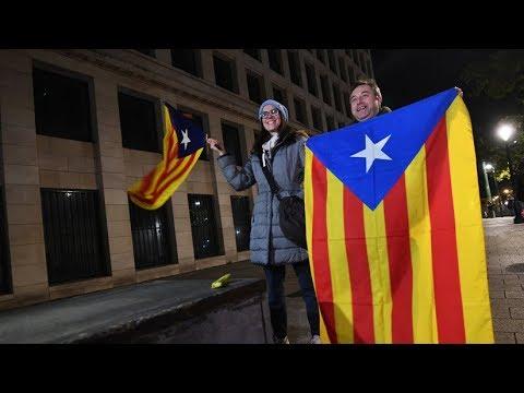 Puigdemont reaparece en Bruselas en un acto con 200 alcaldes independentistas
