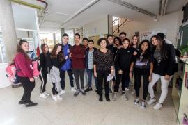 Estudiantes del IES Santa María recogen datos sobre el mosquito tigre