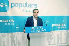 El PP critica la «incapacidad» de Ruiz para dar licencia de obras en el Parador