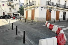 Vila inicia la remodelación de una zona del barrio de la Marina