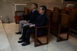 Jaume Matas admite haber prevaricado