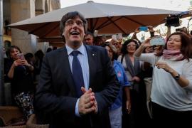 """Puigdemont dice tras el rechazo de ERC a una coalición que hay otras """"alternativas"""" para ir al 21D"""