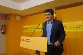 """ERC da por imposible una lista """"realmente unitaria"""" tras descartarla la CUP"""
