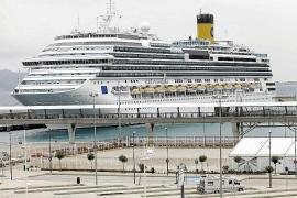 Más de 204.000 cruceristas recalarán en Ibiza en 2018 a bordo de Costa Cruceros