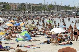 La 'huella humana' se estanca en las Islas con 2.060.526 personas el 9 de agosto