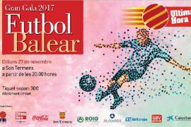 Gran Gala del Fútbol Balear 2017
