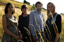 El folk de los premiados The Furrow Collective llega a Palma
