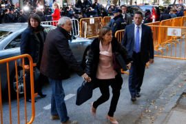 Fiscalía pide prisión incondicional para Forcadell y tres exmiembros de la Mesa del Parlament