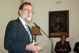 """Rajoy reconoce que la situación en Cataluña puede """"generar problemas"""" en el futuro económico"""