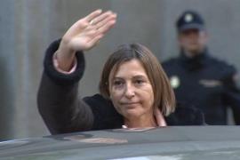 """El juez atribuye a Forcadell una """"actuación principal"""" en el proceso independentista"""