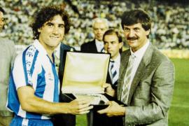 Toni Arabí: «Desde que llegué al Espanyol la gente me cogió mucho cariño»