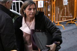 Forcadell paga la fianza de 150.000 euros para salir de la cárcel