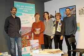 Joana Castells presenta su obra 'En un secreto una nueva vida'