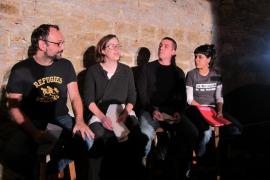 Gabriel y Salellas, de la CUP, se reúnen con Puigdemont en Bruselas