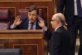 Rafael Hernando dice que Forcadell ha dejado «en ridículo» a Carles Puigdemont al admitir que «la DUI era broma»