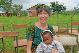 El mercadillo de Sant Joan acoge la segunda edición de 'Proyecto África'