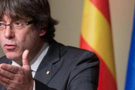 Puigdemont recrimina a la UE que no atienda «la realidad» de Cataluña