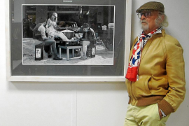 """Juan Blanco: «Cada artista tiene sus musas que flotan en el aire"""""""