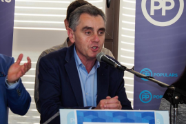 Andreu Roig es reelegido presidente del PP de Sant Joan y crea la figura del coordinador