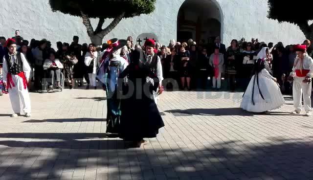 Santa Gertrudis homenajea a sus mayores