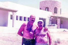 Pep des Pagès pasó los mejores años de su vida en Tagomago, donde guardaba la única casa de la isla y se dedicaba a pescar y a c