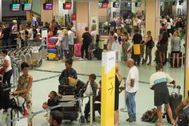 El aeropuerto de Ibiza registra hasta octubre 7,5 millones de pasajeros